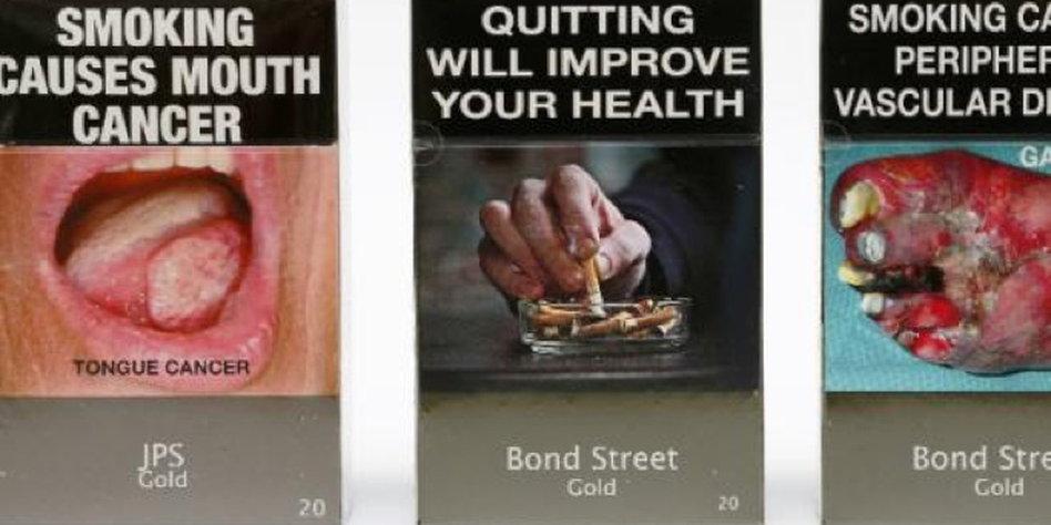 anti tabakgesetze in australien verfaulende f e schrecken ab. Black Bedroom Furniture Sets. Home Design Ideas