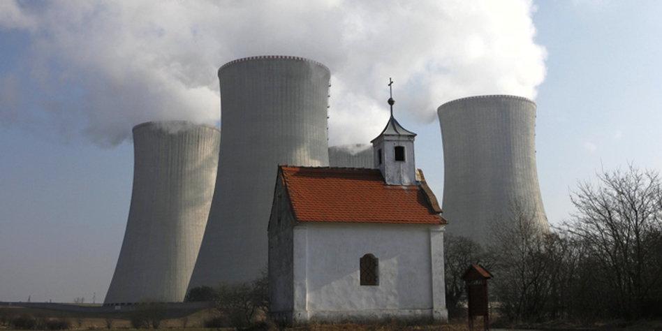 Atomkraft in Tschechien: Die verflixte Schweißnaht