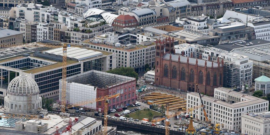Wiederaufbau Berlin