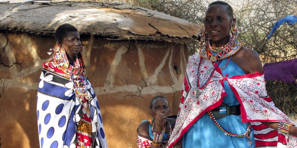 Damen auf der Suche nach einer Ehe in Kenia