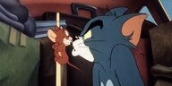 Comicfiguren Tom und Jerry
