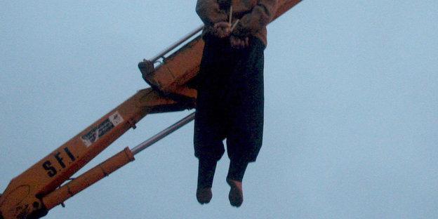 Todesstrafe Iran