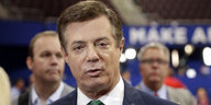 Hat Trumps Ex-Kampagnen-Manager Paul Manafort