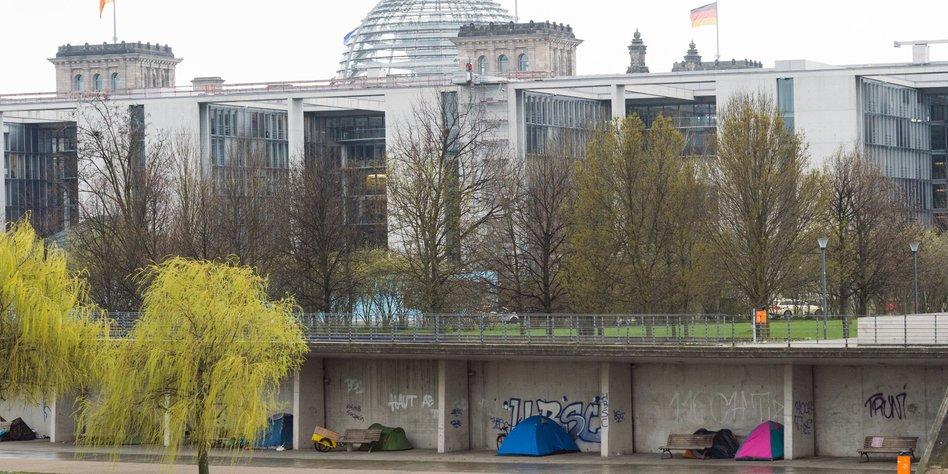 hilfe f r obdachlose in berlin das mindeste ist respekt zu zeigen. Black Bedroom Furniture Sets. Home Design Ideas