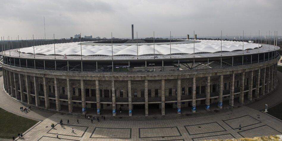 konkrete pl ne von hertha bsc neues stadion aber bitte in berlin. Black Bedroom Furniture Sets. Home Design Ideas