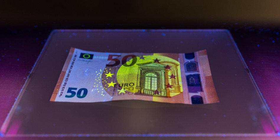neuer 50 euro schein das oligopol der gelddrucker. Black Bedroom Furniture Sets. Home Design Ideas