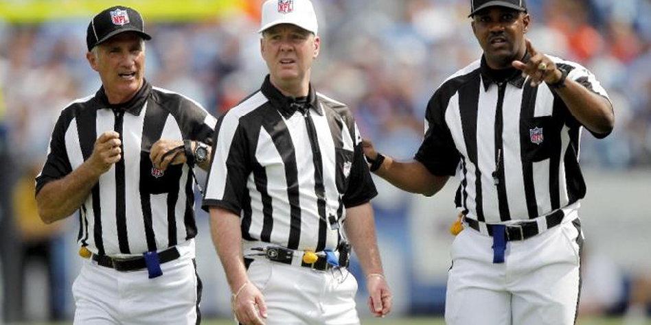 Bildergebnis für schiedsrichter american football