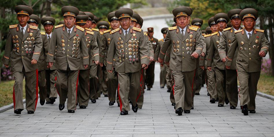"""Atomprogramm in Nordkorea: USA prüfen """"militärische ..."""