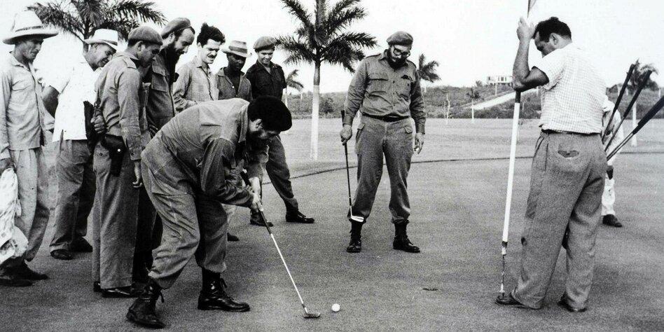 Sport der Snobs? Ausgerechnet Golf