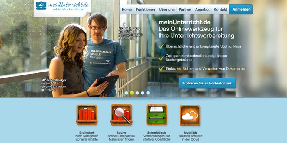 Webportal für Lehrer: Eine kleine Chance für Referendare - taz.de