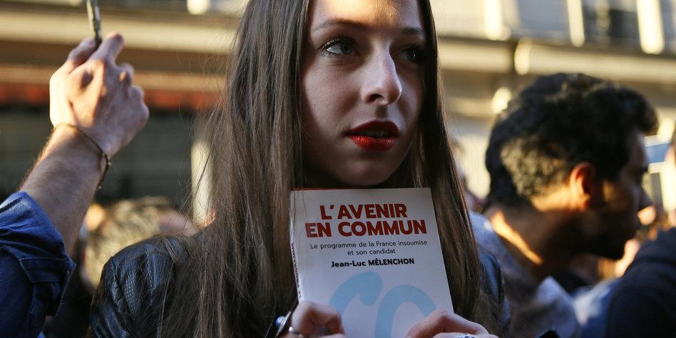 Le Pen: Was Macron will,