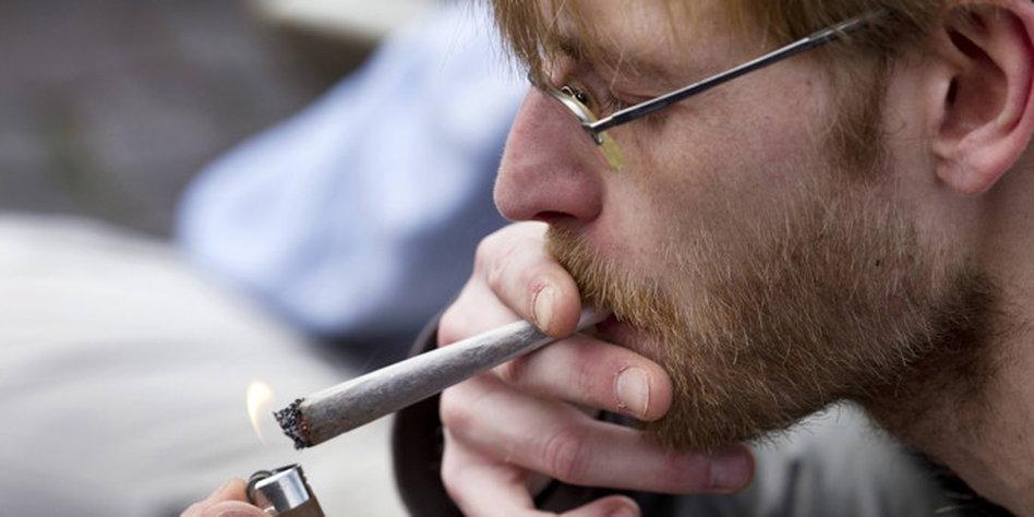 Studie über Auswirkungen Von Cannabis Kiffen Macht Dumm