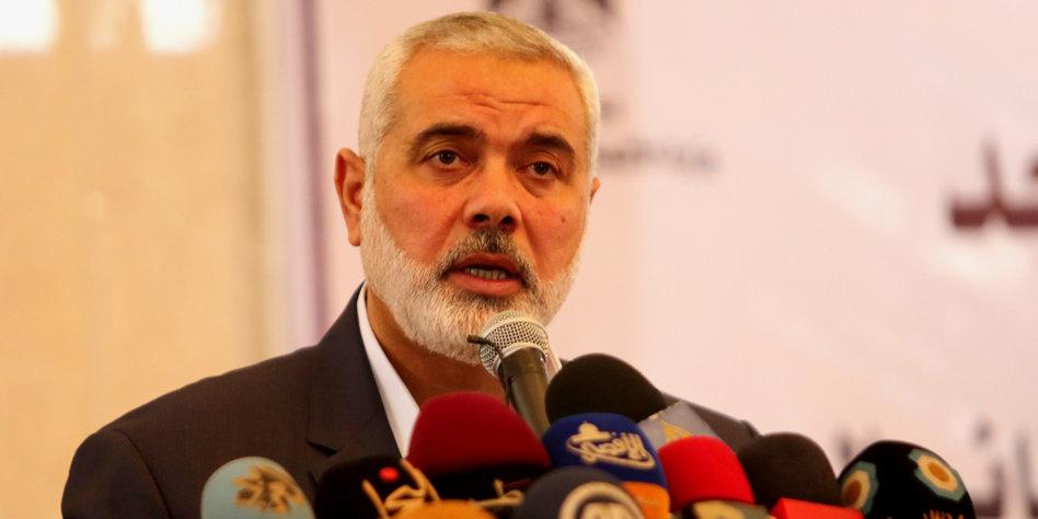 Hamas will nun Palästina in Grenze von 1967