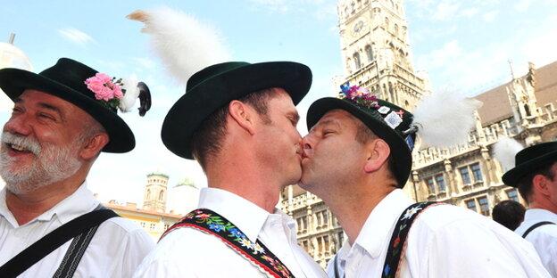 Ehe für Alle: Ein bisschen homophob gibt es nicht -