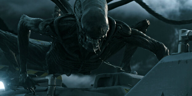 "Ein Alien in ""Alien: Covenant"""