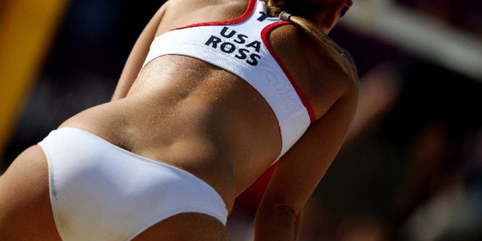 Beachvolleyball Frauen Olympia