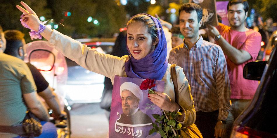 Irans Reformer gewinnen auch klar Kommunalwahl in Teheran