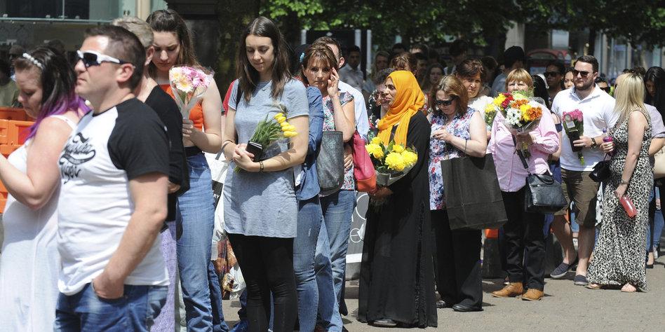 Spur von Manchester-Attentäter führt nach Deutschland