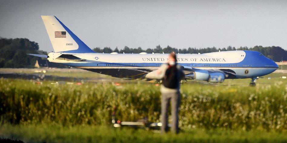 US-Präsident Donald Trump ruft arabische Staaten zu Kampf gegen Terrorismus auf