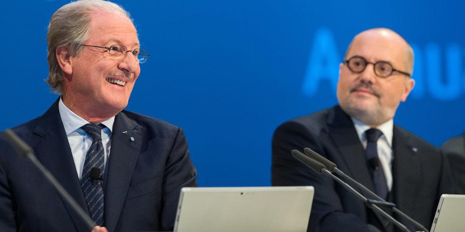 Linde-Aufsichtsrat soll über Fusion mit Praxair entscheiden