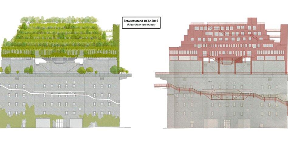 feldbunker initiative hintergrundinfos zur bunkeraufstockung am heiligengeistfeld. Black Bedroom Furniture Sets. Home Design Ideas