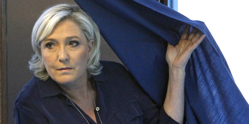 EU-Parlament hebt erneut Immunität von Marine Le Pen auf