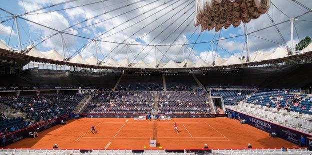 Hamburg Rothenbaum Tennis 2020