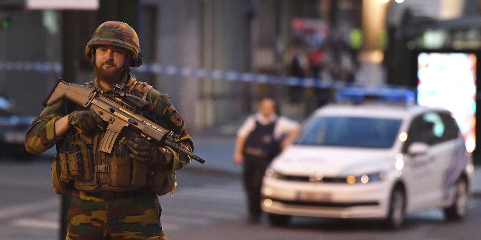 Explosion in Brüssel war Terroranschlag