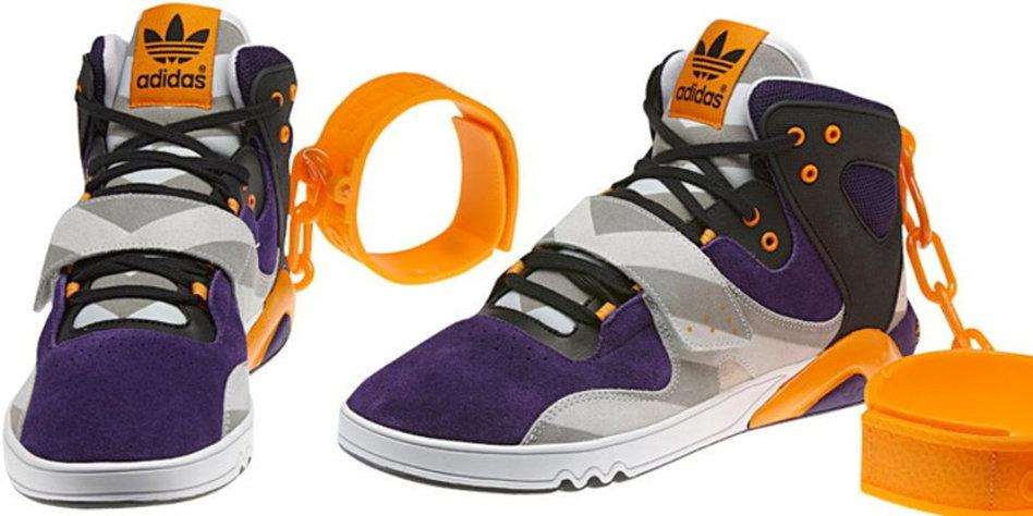 Jeremy Scott designt für Adidas: Heiße Schuhe