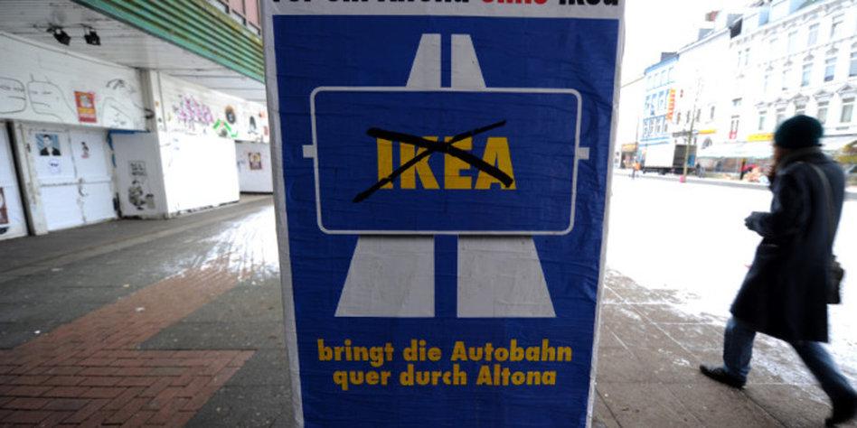 Möbelhaus In Altona Ikea Bau Verzögert Sich Tazde