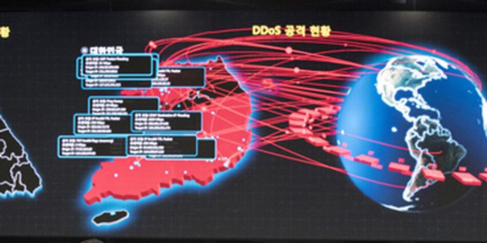 Hackerangriff legt europaweit Computer-Netzwerke lahm