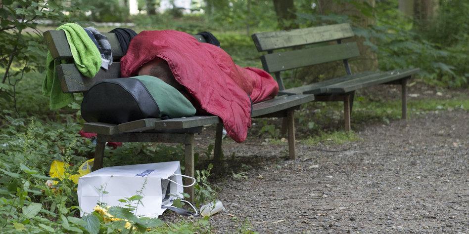obdachlosigkeit in deutschland aufsatz
