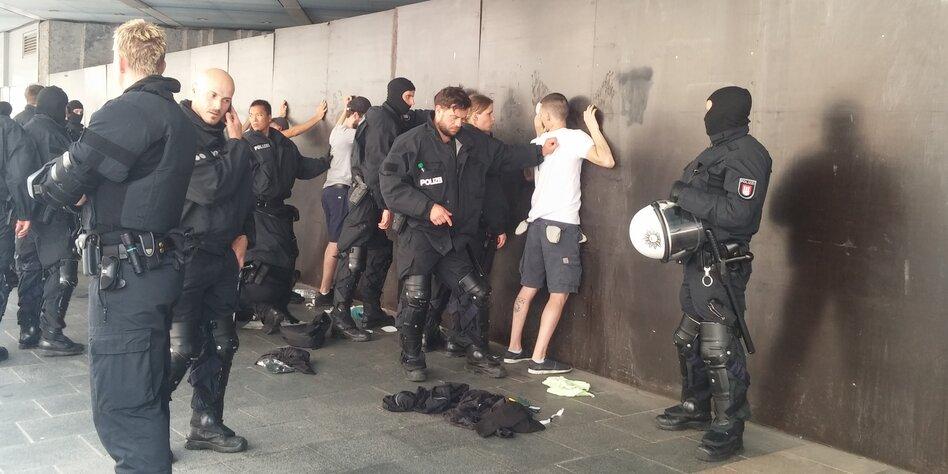 Polizeiskandal Hamburg