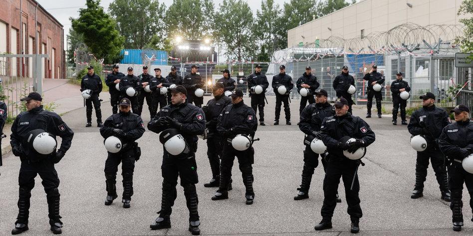 schichten polizei