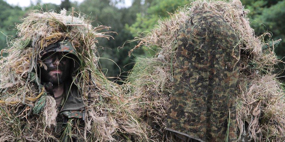 Beschwerden innerhalb der Bundeswehr stark angestiegen