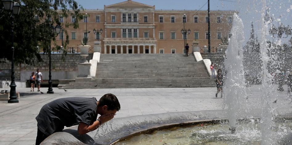 griechenland news heute