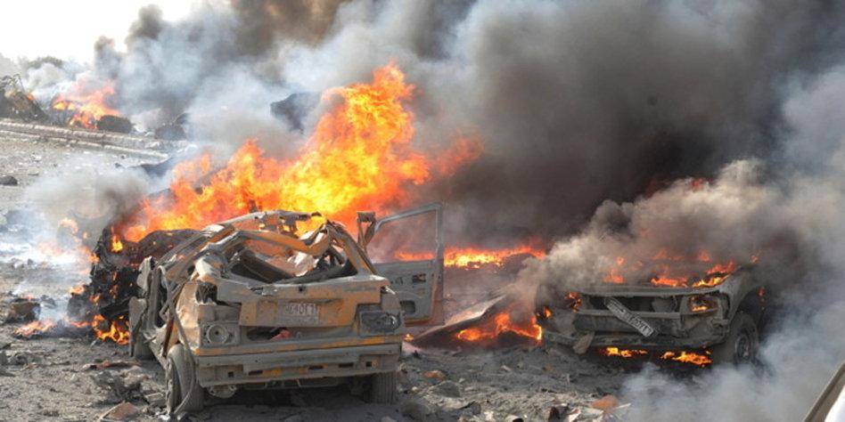 selbstmordanschlag in damaskus tote