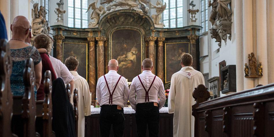 Evangelische Kirche und die Ehe für alle: Modernes
