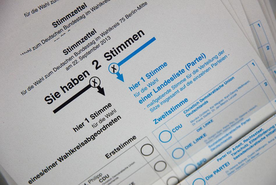Diese Parteien stehen fest zur Bundestagswahl: Was ist mit der NPD?