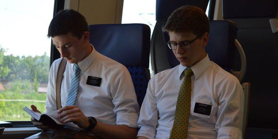 Mormonen Mission