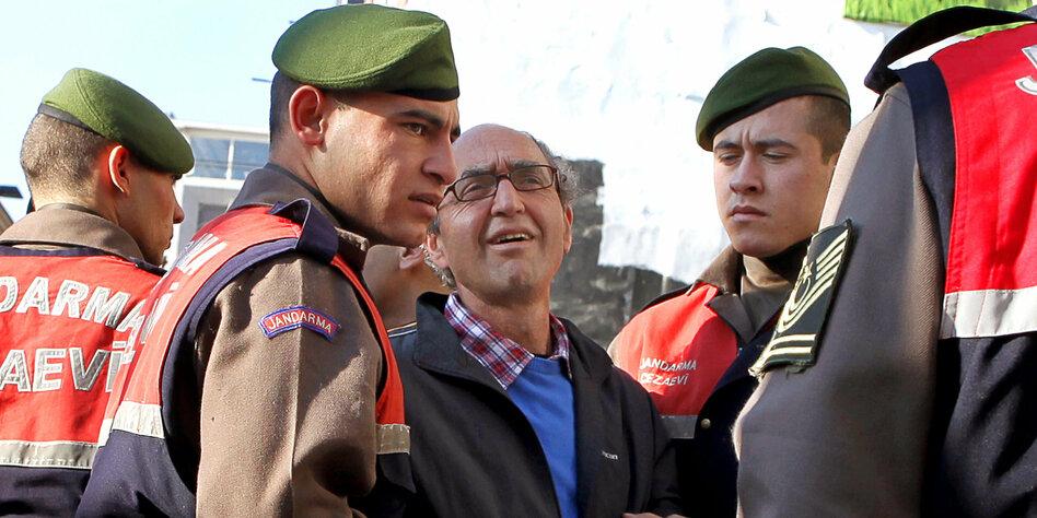 Berlin will Auslieferung Akhanlis an Türkei verhindern!