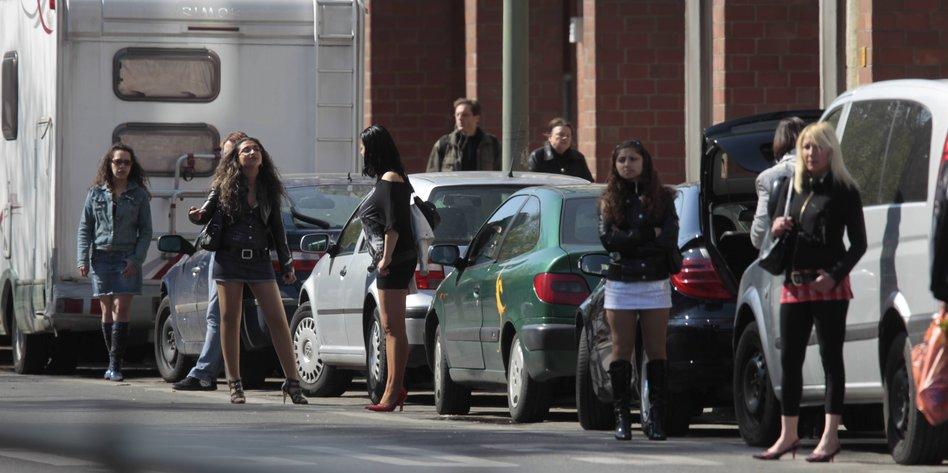 """Straßenstrich in Berlin: """"Alle lügen sich in die Tasche"""
