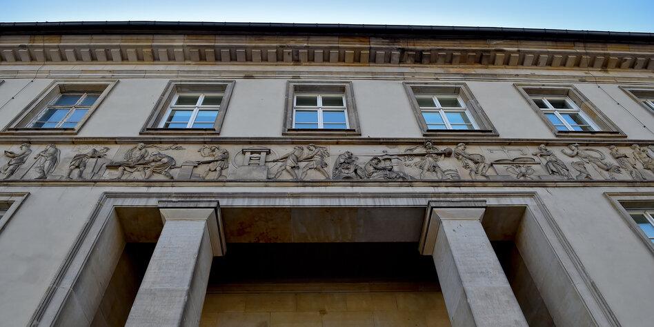 Kulturpolitik In Berlin Alte Münze Wird Aufpoliert Tazde