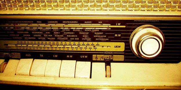 Radio Programmzeitschrift