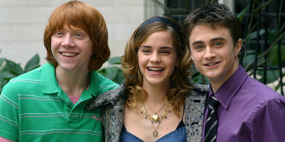 Harry Potter Kinder