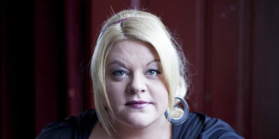 Tine Wittler Immer Handschuhe An : Tine Wittler über Schönheitsideale Die Reduzierung auf meine Figur