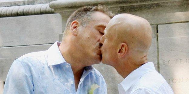 Bilder von Lesben aus Schwulen