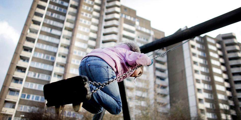 Statistik in Deutschland Armutsrisiko von Kindern steigt