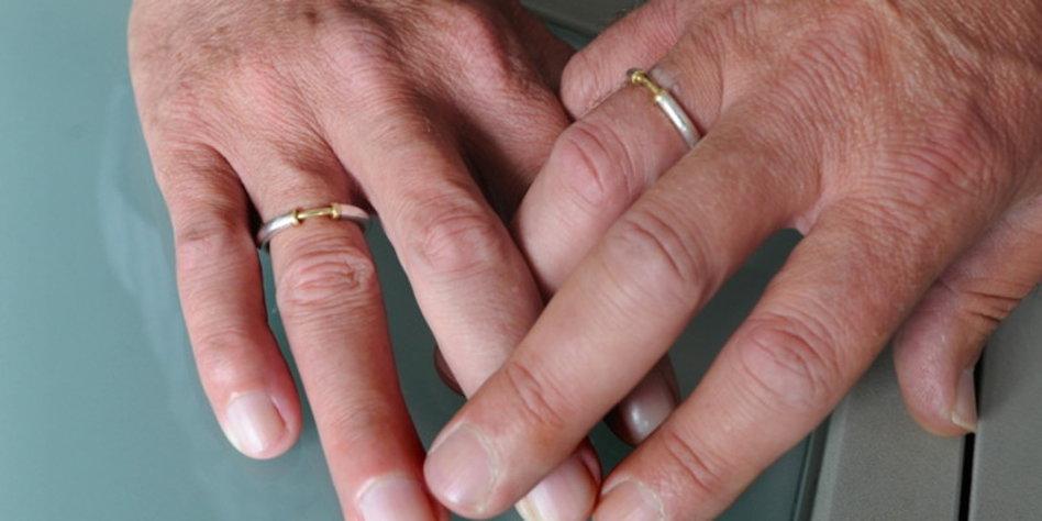 Kaliforniens Verbot der homosexuellen Ehe