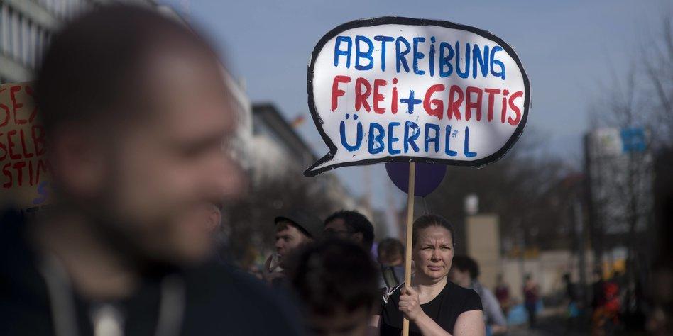 abtreibungsgesetze deutschland pro leben
